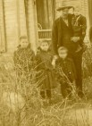 Robert Splane and his children