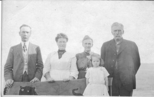 Thomas McCutcheon and Margaret Pentland