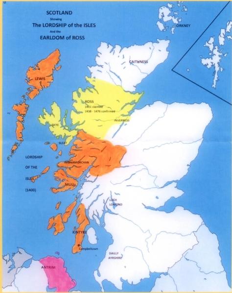Scotland Map 1 001