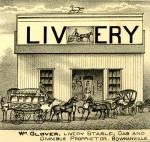 William Glover Livery